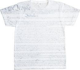 Constitution Tshirt Wrap-Front