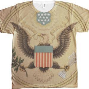 E Pluribus Unum All Over T-shirt
