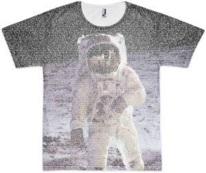 Fusion Print T-Shirts