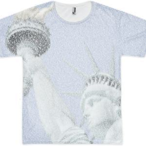 Fusion T-shirt Liberty Declaration
