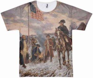 George Washington Valley Forge T-Shirt