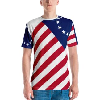 Betsy Ross Flag Tshirt Front